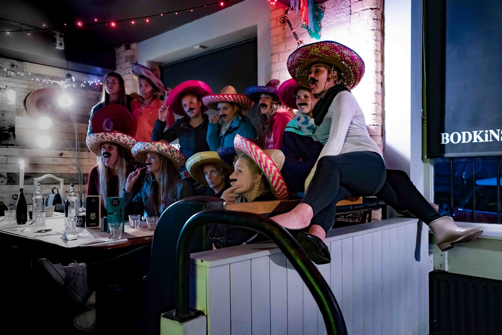 THE BEST NIGHT EVER AT THE HUNGRY MEXICAN [BODKINS ON BOLTON STREET]-108672