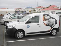 Puffin Car (m.prinke) Tags: island iceland puffin lundi sland papageientaucher