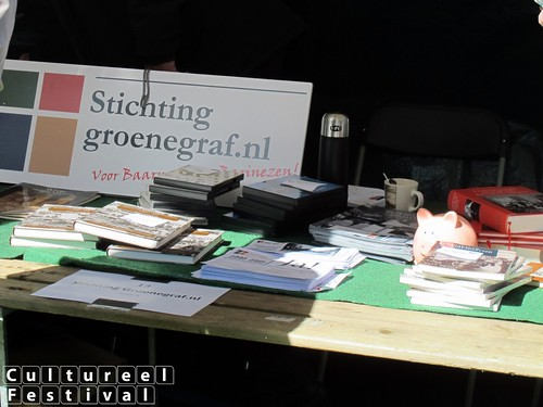 Cultureel Festival Baarn 2015 - VrijwilligersPlein