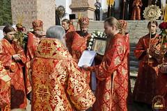 088. Patron Saints Day at the Cathedral of Svyatogorsk / Престольный праздник в соборе Святогорска