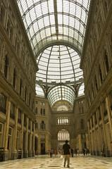 Galleria Umberto, Naples (Svein K. Bertheussen) Tags: italy italia napoli naples glassroof galleria galleri galleriaumberto glasstak