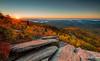 Sunrise @ Blue Ridge Parkway, NC (Avisek Choudhury) Tags: sunrise northcarolina gitzo blueridgeparkway roughridge leefilters nikond800 singhrayreversegnd avisekchoudhury acratechballhead nikon1635mm avisekchoudhuryphotography