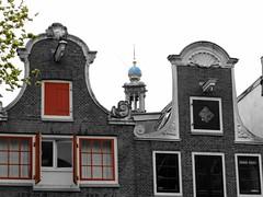 Westertoren (g.rokke) Tags: houses holland tower netherlands amsterdam toren nederland hus jordaan noordholland trn westertoren huizen westerkerk