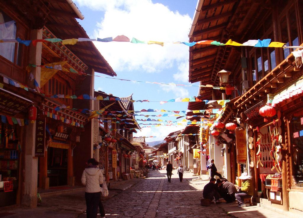 Shangri-La ancient town