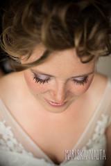 bruiloft! (1 van 4) (mariskanauta) Tags: wedding 35mm groom bride groningen bruiloft fotograaf rietland d7100 maallust