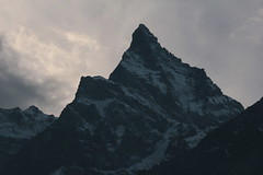 Cime de l`Est der Dents du Midi ( Berg - Mountain - Montagne - 3`178m - Bergkette der Savoyer Voralpen - Westalpen mit 7 etwa gleich hohen Gipfel bis 3`258m ) ob dem Rhônetal bei St. Maurice in den Alpen - Alps im Kanton Wallis - Valais der Schweiz (chrchr_75) Tags: chriguhurnibluemail ch christoph hurni chrchr chrchr75 chrigu chriguhurni oktober 2015 albumzzz201510oktober dents du midi albumdentsdumidi kantonwallis kantonvalais alpen alps berg vuori montagne montagna 山 góra montanha munte гора montaña