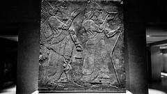 King Ashurnasirpal II and genius (canaanite98) Tags: berlin art history museum germany deutschland iraq egyptian syria civilization babylon mesopotamia mosul assyria irak nimrud assyrians