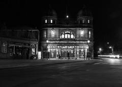 Opera House Nov 2015 (eddiesniper) Tags: blackandwhite monochrome architecture mono buxton derbyshire peakdistrict operahouse