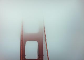 Karl @ The Golden Gate Bridge, San Francisco