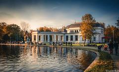 Casino (Lucian Nuță) Tags: park autumn central casino romania cluj napoca clujnapoca