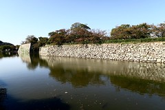 Himeji castle, Himeji, Japan (Global Navigator) Tags: travel original castle japan tabi kobe himeji himejicastle himejijo traveljapan