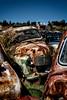 AA1432441 (Dervish Images) Tags: auto newzealand detail texture abandoned broken car junk classiccar automobile rusty dirty creepy junkyard scrapyard decrepit damaged scrap decayed decaying arcangel rm flakingpaint contaminated flakypaint rightsmanaged horopito arcangelimages dervishimages russdixon