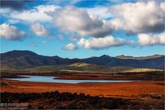 New Caledonia I - Red earth (Passie13(Ines van Megen-Thijssen)) Tags: canon landscape southpacific landschaft newcaledonia landschap yate neukaledonien tamron2470 parcdelarivirebleue nieuwcaledonie inesvanmegen inesvanmegenthijssen