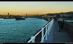la ra (wuploteg1) Tags: las puerto puente spain harbour country arenas bizkaia basque vasco euskalherria ria portugalete euskadi vizcaya pais ribera nervin getxo guecho areeta santurce nervion biscay ibaizabal ra pas santurtzi nerbioi biskai nerbion biscai