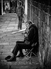 Chester Busker (foggyray90) Tags: street penny busker busking whistle flageolet pennywhistle