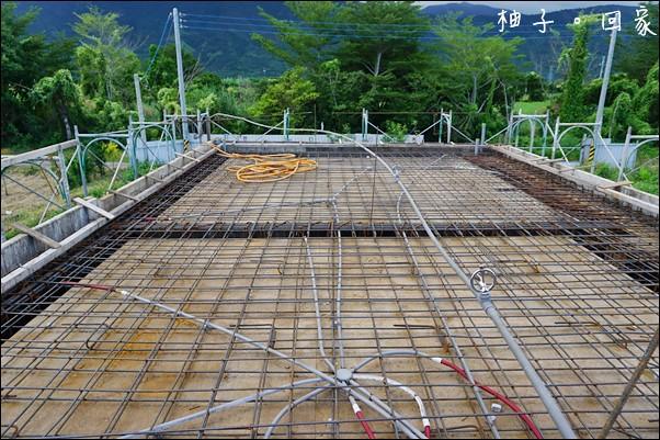1樓板模隔間水電鋼筋完成16
