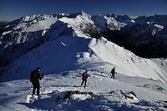 Tatra Mountains (buymeabicycle) Tags: travel autumn winter people snow poland polska hikers gry tatry tramps tatra tatramountains carpathianmountains tatryzachodnie