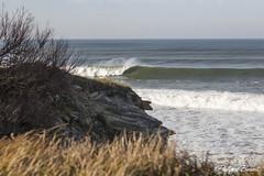Empty barrel (Philippe Basset) Tags: ocean surf barrel surfing atlantic euskalherria euskadi basquecountry paysbasque bigwave socoa kostaldea sokoa philippebasset