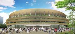 Проект стадиона «A» в Токио