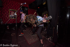D7K_2224 CC (Braden Bygrave) Tags: show toronto rock drums concert lowlight nikon drum bass guitar flash crowd singer bassist drummer nikonphotography d7100 nikonphoto yn460 nikond7100
