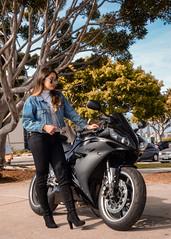 DSC_9252 (Steven Lenoir) Tags: yamaha yamahar1 r1 yammie sportbike sportsbike streetbike teamyamaha moto motorcycle harborisland sandiego sd model downtownsandiego bay