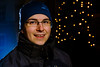 Selbstportrait (schlawiner1985) Tags: selbstportrait selfportrait male christmas weihnachten portrait porträt bokeh
