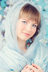 Живой Шедевр (MissSmile) Tags: misssmile portrait clue pretty beauty gorgeous memories studio tender delicate glamour young girl senior art artistic