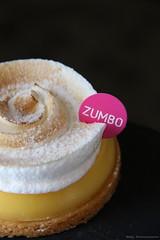 Zumbo's Lemon Meringue Tart: When Beauty Meets Savour (Miel Photopgraphy) Tags: unique beautiful delicious lemon meringue tart pattiserie zumbo adrianozumbo sydney australia