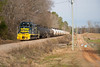 Shoving to Nobile (ajketh) Tags: atw aw atlantic western 109 emd gp10 sanford nc north carolina freight train railroad oil tank cars shove gw geneses wyoming