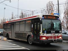 Toronto Transit Commission #8314 (vb5215's Transportation Gallery) Tags: ttc toronto transit commission 2011 orion vii epa10