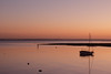 Last Light on Leigh Creek (ho_hokus) Tags: 2017 england essex essexcoast fujix20 fujifilmx20 leighonsea oldleigh river riverthames thamesestuary uk boats sunset leighcreek shore sea boat