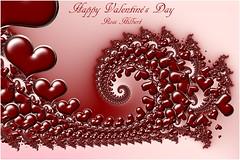 Happy Valentine's Day (Ross Hilbert) Tags: fractalsciencekit fractalgenerator fractalsoftware fractalapplication fractalart algorithmicart generativeart computerart mathart digitalart abstractart fractal chaos art mandelbrotset juliaset mandelbrot julia orbittrap holiday valentinesday spiral sculpture