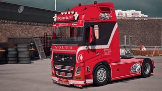 Volvo fh Weeda