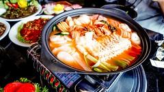 บูเดชิเก ซุปหม้อไฟกิมจิ เมนูแนะนำร้าน DooRae Korean Restaurant