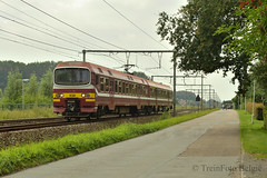 NMBS 938 Beveren-Waas (TreinFoto België) Tags: l59 beverenwaas antwerpencentraal 938 am86 ms86 sprinter