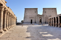 Philae temple (ibisegypttours) Tags: egypt 2013 roxanneshewchuk shewchuk rosicrucian journey egyptian may25 philaeisland templeofisis sunrise dawn divinemother nilecruiseluxoraswan nilecruiseluxortoaswan luxorandaswancruise nilecruiseaswantoluxor luxoraswannilecruise luxorandaswannilecruise