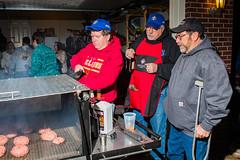 2017.01.20 KofC grill seasoning-christening 0020 (St. Luke's Knights) Tags: knights kofc ankeny iowa unitedstates usa columbus grill