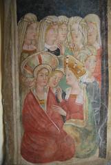 navata sx_affresco-Lo sposalizio della Vergine