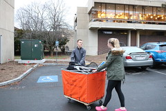 Move-In Spring 2017 (dailycollegian) Tags: jessicapicard spring2017 move 12217 southwest umass umassamherst universityofmassachusetts
