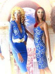 Mannequin (capricornus61) Tags: displaymannequinshopwindowdolldummydummiesfigurpuppeschaufensterfigurschaufensterpuppeindoorhobbysammelncollecting home art woman women female feminine face wig