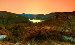 Lac de Castillon (2) (papy06200) Tags: alpesdehauteprovence alpes hiver alpeshauteprovence paysageshiver lacdecastillon regionpaca paca nikon 7100d 7100 sunset