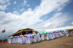 2015_05_23_Sister_Irene_Stefani_Beatification_Ceremony_RESIZED_0021 (makeitkenya) Tags: world africa italy tourism one war catholic kenya roman sister faith wounded religion ceremony nun nuns christian missionary soldiers irene stefani beatification sainthood nyeri mathari nyaatha gikoni