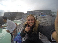 Elfrid Gunnarsdottir having fun with my gopro!