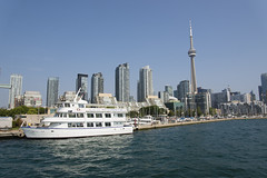 DTO_3241r (crobart) Tags: city cruise toronto tower skyline cn buildings downtown harbour jubilee queen harbourfront tall