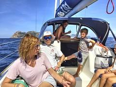 2015-08-18 01 (Pepe Fernndez) Tags: amigos grupo navegando fotodegrupo navegacin