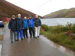 ELPCSG walking group outing, late August 2015