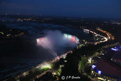 NIAGARA FALLS  |  HORSESHOE FALLS  |  NIGHT  PHOTO  |  ONTARIO  |  CANADA (J P Gosselin) Tags: ontario canada tower night canon eos photo shot mark tripod niagara falls ii 7d handheld horseshoe canoneos skylon markii eos7d canoneos7d canon7d canoneosrebelt2i 7dmarkii ph:camera=canon canon7dmarkii