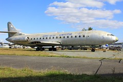 Sud Est SE 210 Caravelle III n 141 ~ F-RAFG (Aero.passion DBC-1) Tags: museum plane aircraft aviation muse preserved lbg avion airmuseum sud est 2010 journe patrimoine bourget airspacemuseum caravelle se210 aeropassion musedelair dbc1 prserv