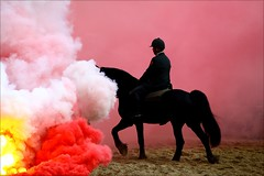 Prinsjesdag 2015 oefening 14-09-2015 (25) (Dr.TRX) Tags: horses beach army smoke guard royal practice rook kl mil leger paard paarden koninklijk 2015 fennek daybefore generale voertuig prinsjesdag repetitie pferden landmacht herrie fenik marechausee oefenig ehearsel