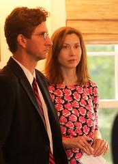 Lyme, NH Donor Event. 9.21.2015 (New Hampshire Public Radio) Tags: dan barrick sarahashworth danbarrick
